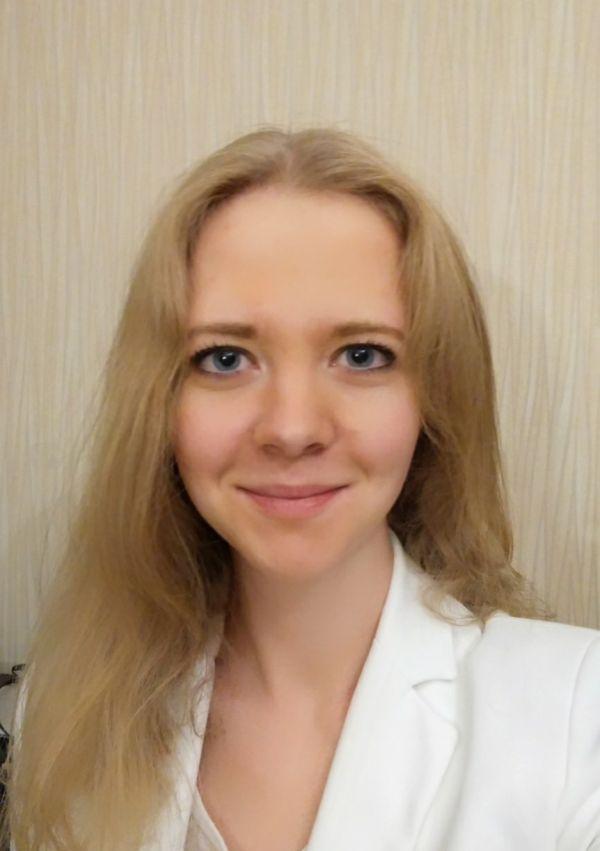 Силкина Мария Михайловна